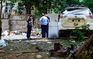 Полиция назвала причину взрыва в Киеве