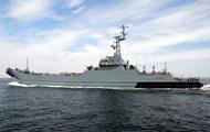 Польский корабль получил пробоину во время учений НАТО