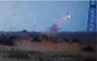 Волонтер опубликовал видео уничтожения позиций сепаратистов