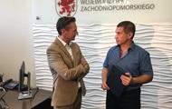 В Польше наградили украинца за спасение людей во время ДТП