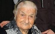В Италии умерла старейшая европейка
