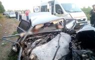 В Херсонской области в ДТП с полицейским погибли три человека