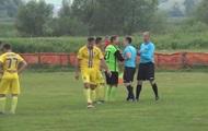 Президент клубу вдарив арбітра під час матчу