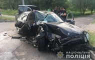 В Ровно при столкновении двух авто пострадали пять человек
