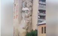 В Молдове обрушился девятиэтажный дом