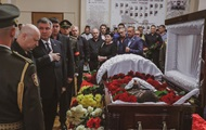 В Киеве прошла церемония прощания с Тымчуком