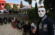 На Марше равенства полиция задержала 9 провокаторов - им грозит до 7 лет