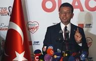 Кандидат от партии Эрдогана проиграл на повторных выборах мэра Стамбула