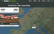 Словацкие истребители перехватили летевший в Харьков самолет - СМИ
