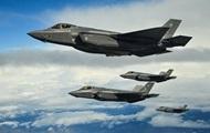 Британські літаки F-35 провели перші бойові вильоти