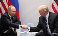 Стали известны детали встречи Трампа и Путина