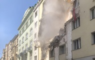В Вене взорвался жилой дом: 10 пострадавших