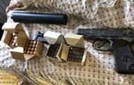 На Київщині ліквідували майстерню з виготовлення зброї