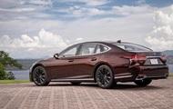 Lexus выпустит лимитированную версию седана LS 500