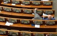 В Раде второй день подряд присутствует лишь 50 депутатов