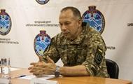 Глава ООС охарактеризовал ситуацию на Донбассе