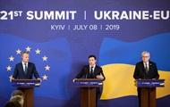 ЕС продолжит поддержку Украины – заявление саммита