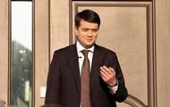 Разумков рассказал, почему на телеэфирах говорит по-русски
