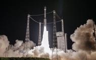 Запуск ракеты Vega со спутником ОАЭ завершился неудачей