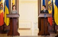 К Зеленскому приехала новый премьер Молдовы