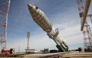 В России отложили запуск ракеты Протона-М из-за неполадок