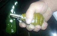 На Киевщине ветеран АТО угрожал взорвать гранату в доме с детьми