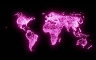 В Сети появились необычные карты Земли