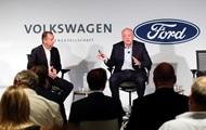 Компании Ford и Volkswagen создали альянс