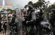 В Гонконге вновь начались массовые беспорядки