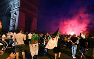Из-за беспорядков во Франции после победы Алжира задержаны 282 человека