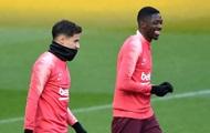 Барселона предложила за Неймара Коутинью и Дембеле
