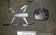 В Киеве дрон пытался доставить в СИЗО наркотики