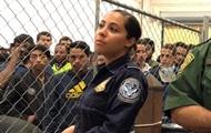 Фото красивой пограничницы стали вирусными в Сети