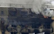 В Японии подожгли студию аниме, 40 пострадавших