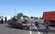 В лобовом столкновении под Одессой погибли четыре человека