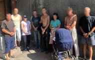 В Киевской области раскрыли шесть