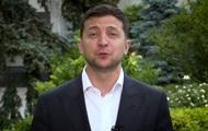 Зеленський записав відео англійською мовою