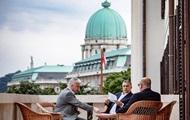 Вмешательство на Закарпатье. Венгрия и выборы Рады