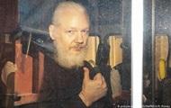 Ассанж отказался обжаловать тюремный срок в Британии