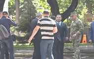Министр обороны Украины объяснил инцидент с Зеленским