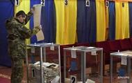 В Украине проходят досрочные парламентские выборы