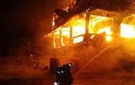 На Закарпатье сожгли отельный комплекс депутата
