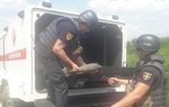 У КПП Майорское обнаружили арсенал боеприпасов