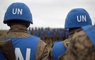Украина впервые направила миротворцев в Мали