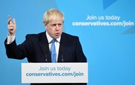 Джонсон стал премьер-министром Великобритании