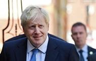 Зеленский поздравил Джонсона с избранием премьером Великобритании