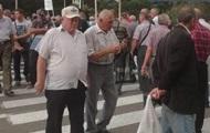 Работники ТЭЦ перекрыли трассу под Львовом, требуя повысить зарплаты