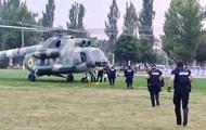 У Донецьку область направили вертоліт зі спецназом