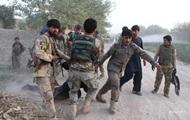 При атаке боевиков погибли почти 40 афганских силовиков