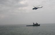 Иранский корабль затонул в водах Азербайджана